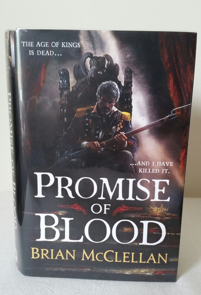 A Promise of Blood by Brian Staveley