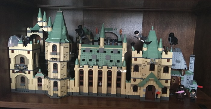 HP Lego Hogwarts