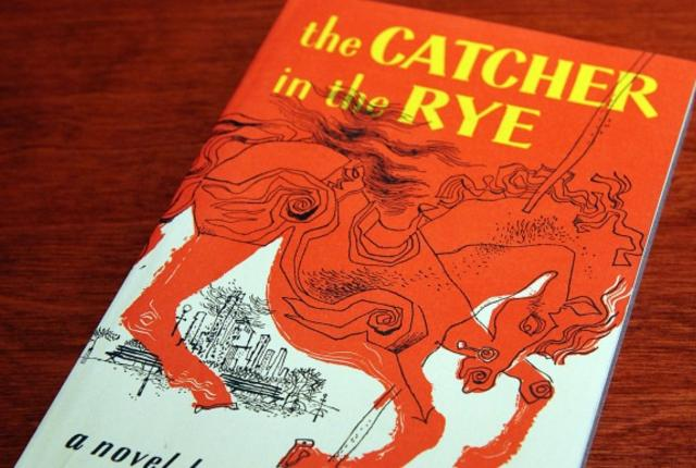 A Catcher in the Rye – J.D Salinger